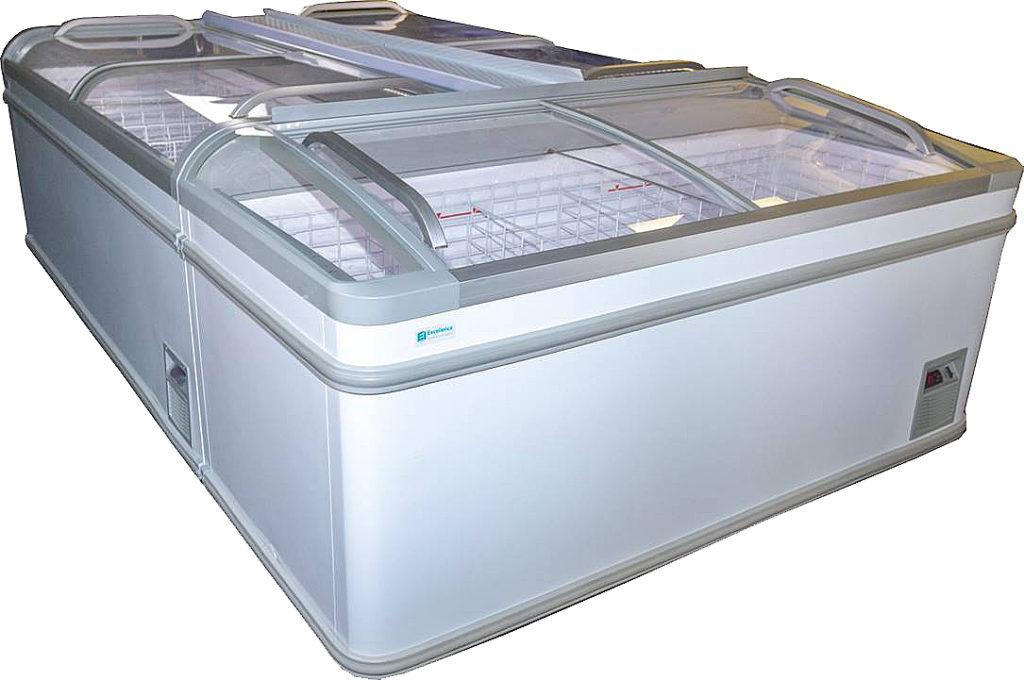 Freezer Display Case