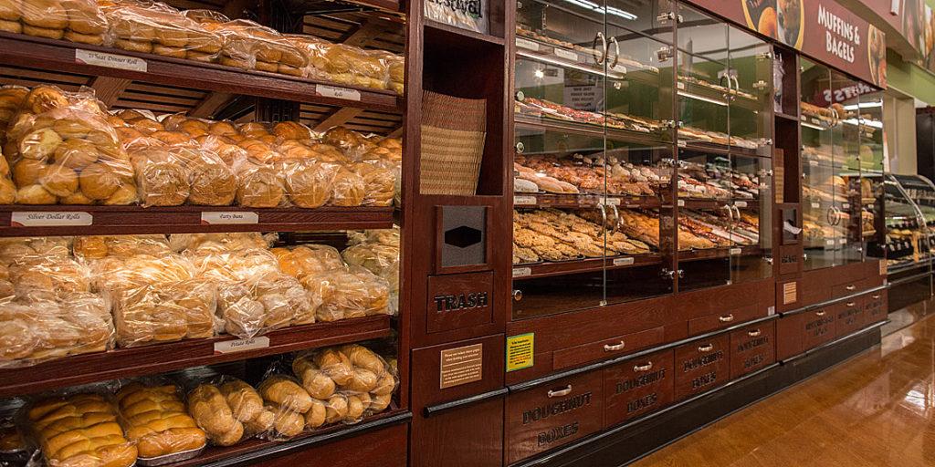 Bakery cases