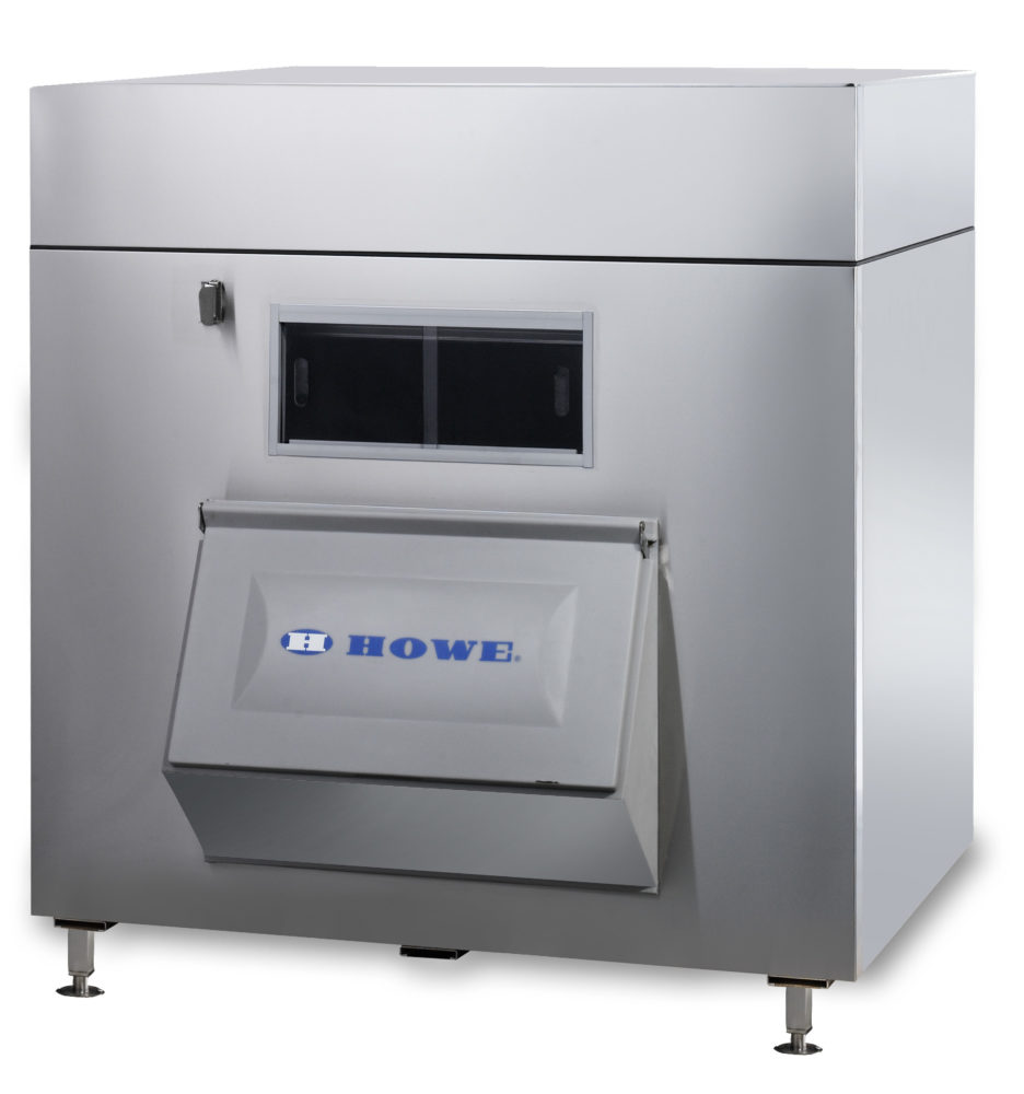 Ice Flaker Storage