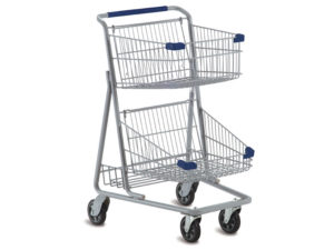 Two-Tier Carts