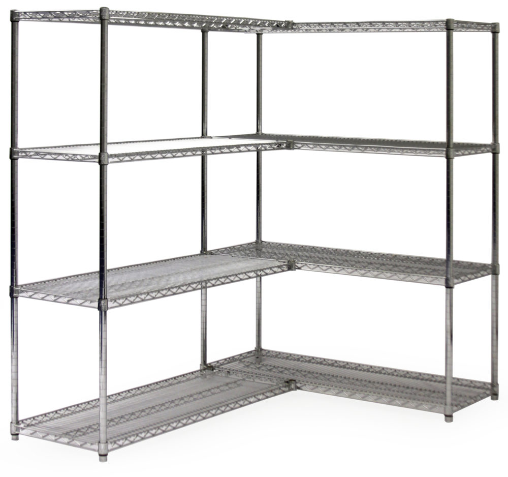 Starter Add-On Shelving