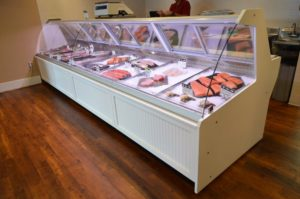 Refrigerated Case