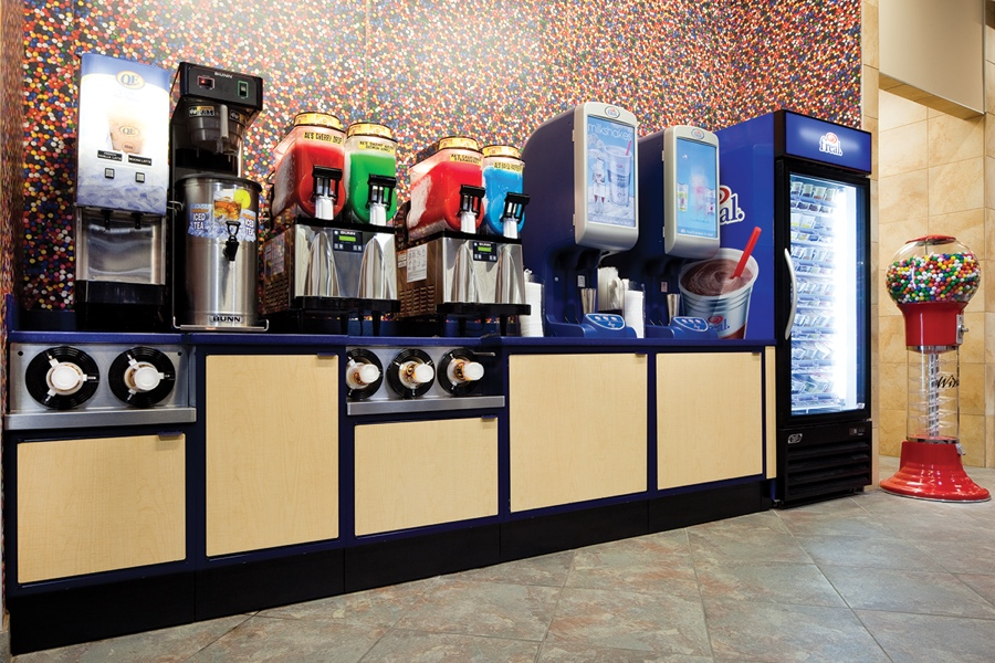 Beverage Counters