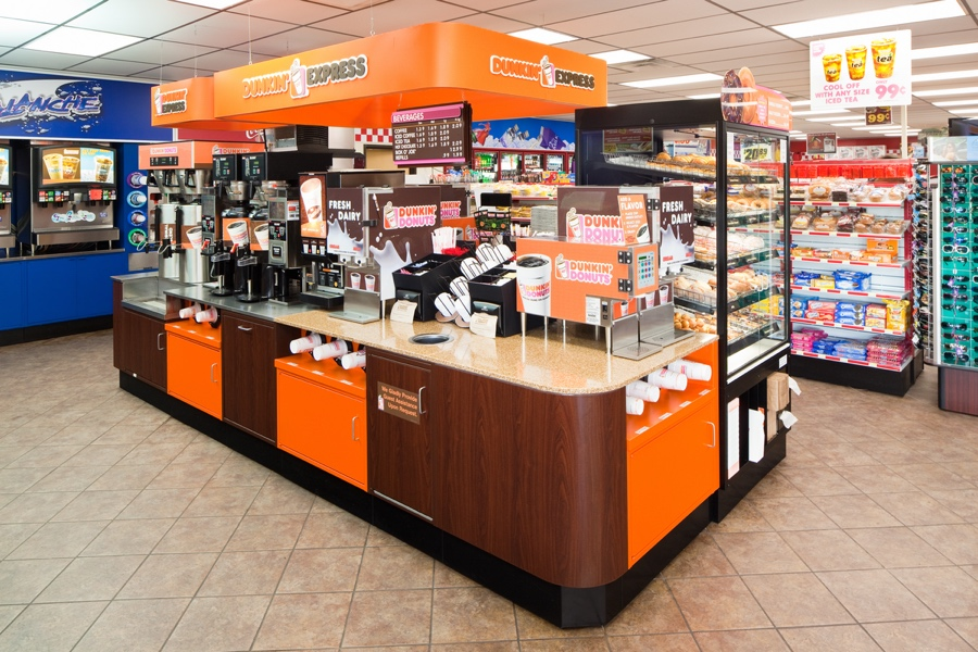 Food & Beverage Counters