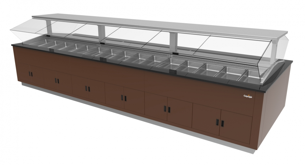 Refrigerated Food Bar