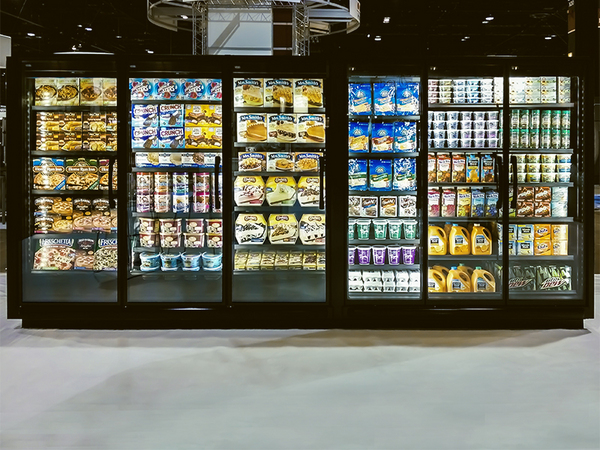 Freezer Case