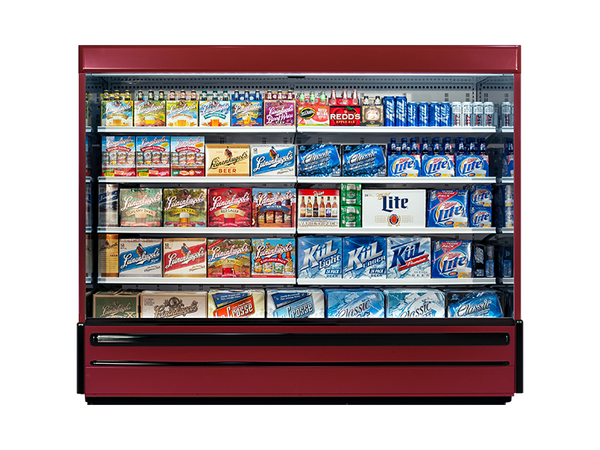 Refrigerated Beer Case